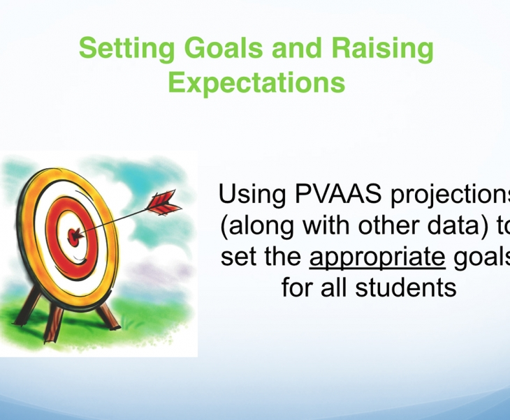 PVAAS Professional Development