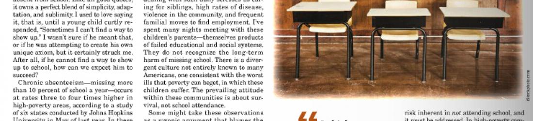 Education Week Article